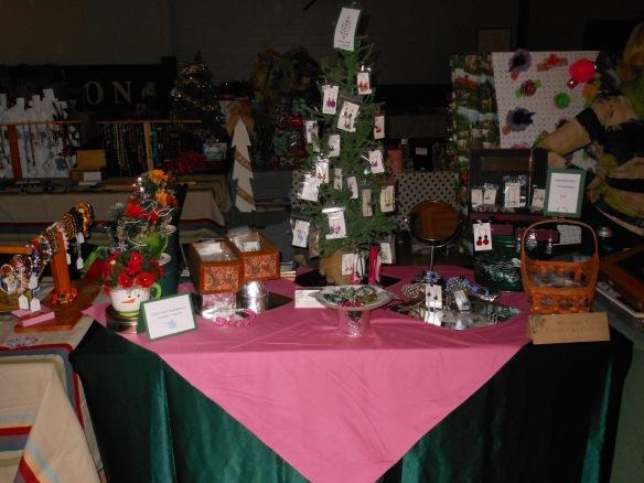 Craft Show Display 2012