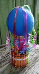 Hot Air Balloon Bouquet