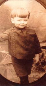 Thomas Baguley age 6